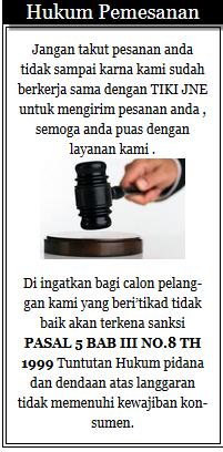Hukum Pemesanan