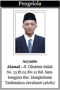 Pengelola Aryanto